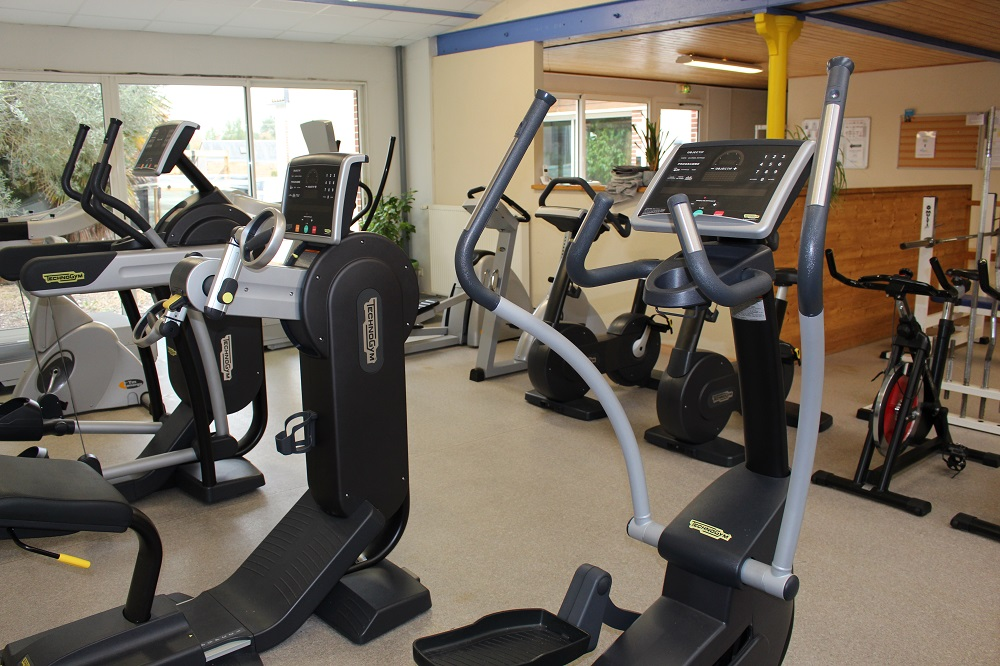 Machines technogym 2