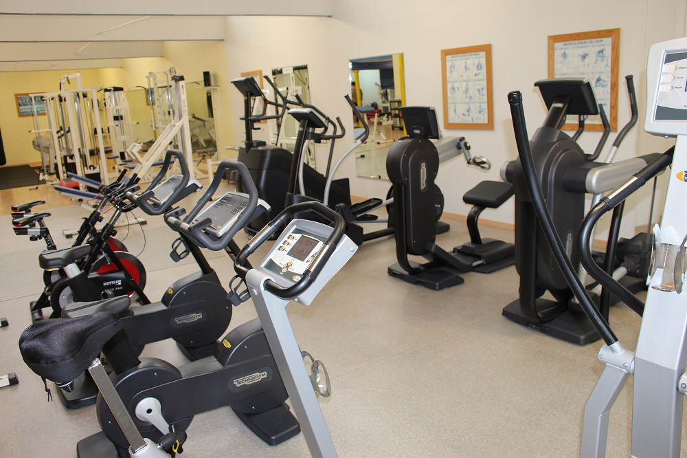 Machines technogym 3